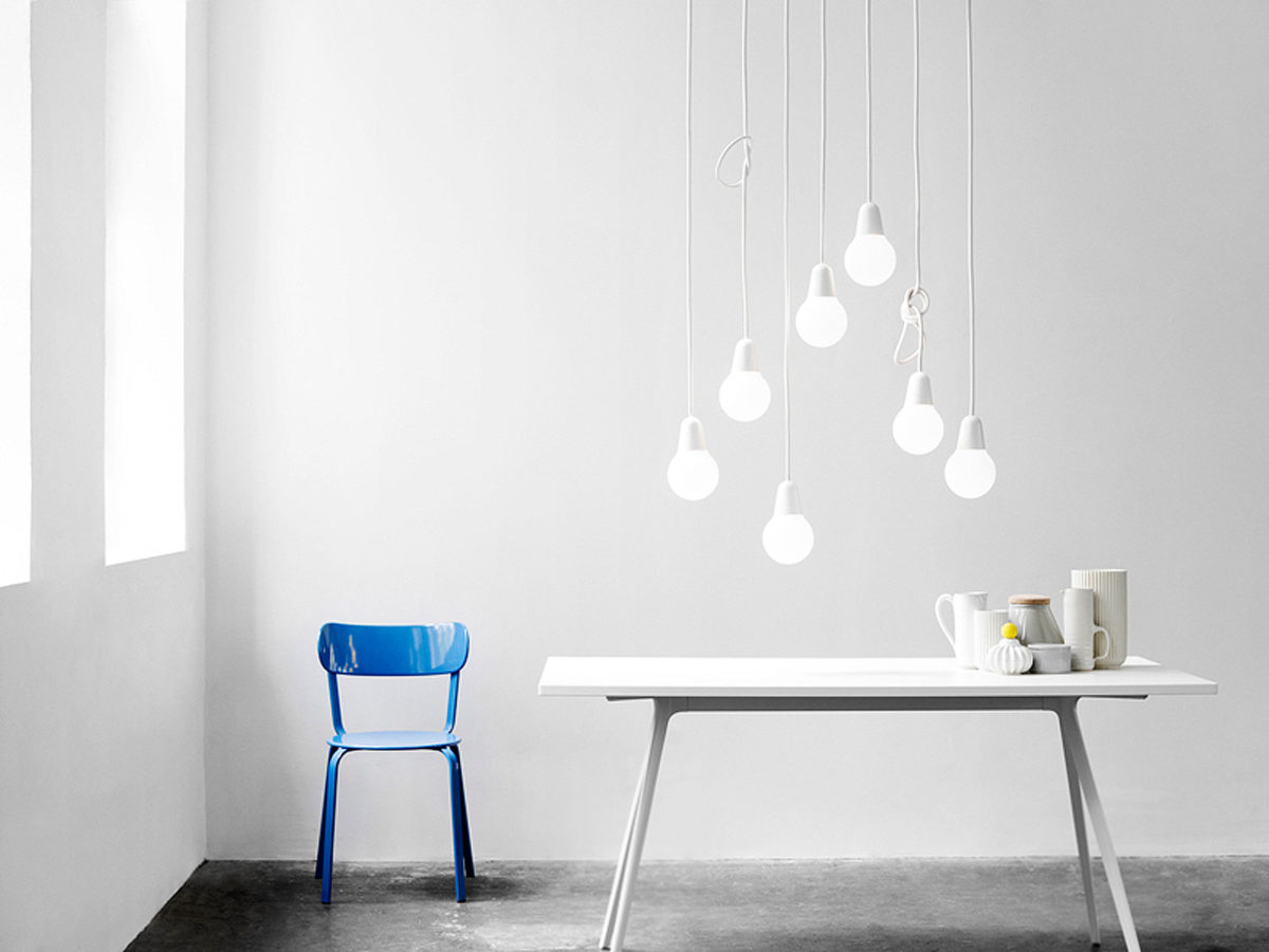 Great haumea light - a way to make your space vibrant.