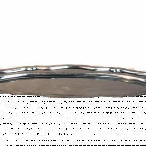 Location plat inox 60x27