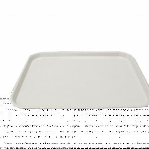 Location plateau poly gris mouch 46x36- Réf : 7018