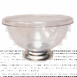 Location vasque à bouteille océan acrylique transparent- Réf : 7002