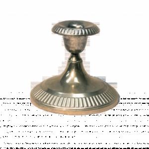 Location chandelier argenté 1 branche 10cm - Réf : 7008
