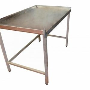 Location table inox