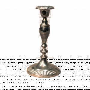 Location chandelier argenté 1 branche 22cm - Réf : 7009