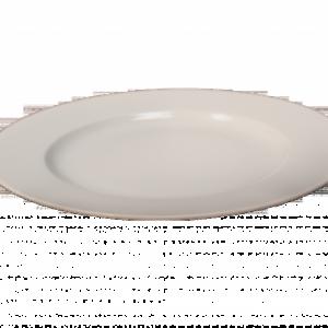 Location assiette plate 26 cm- Réf : 5003