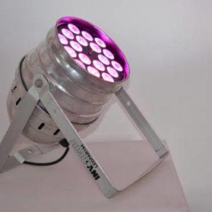 Location projecteur PAR LED