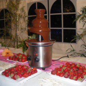 Location fontaine à chocolat - Réf : 7026
