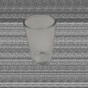 Location verrine vase transparente 10cl