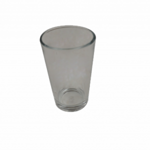 Location verrine vase transparente 10cl- Réf : 8004
