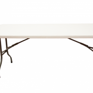 Location table rectangulaire 152x76cm - Réf : 10004