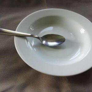 Location cuillère table inox standard- Réf : 3002