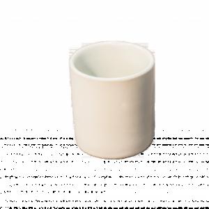 Location pot porcelaine 10cl- Réf : 8009