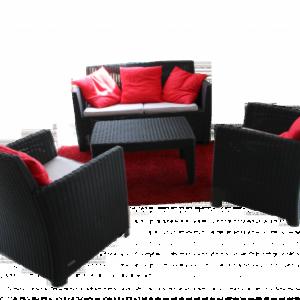 Location salon de jardin - Réf : 100014