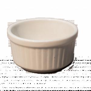 Location ramequin porcelaine- Réf : 5007